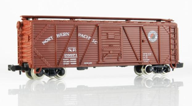 Vagón Cerrado Roco Modelo 28901