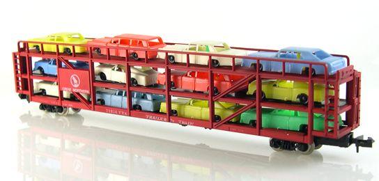 Vagon Transporte de Vehiculos
