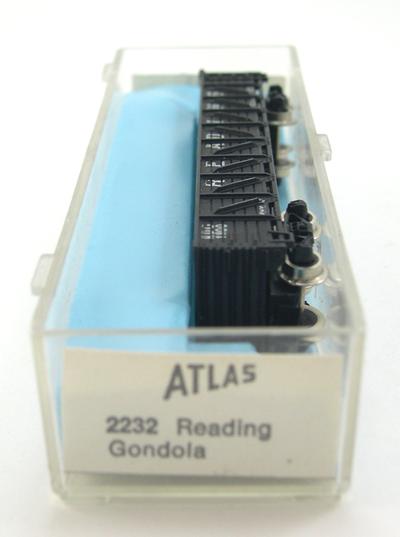 Vagón Gondola Atlas 2232