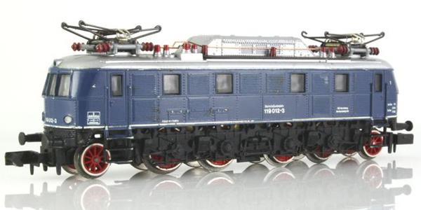 Locomotora Eléctrica Arnold