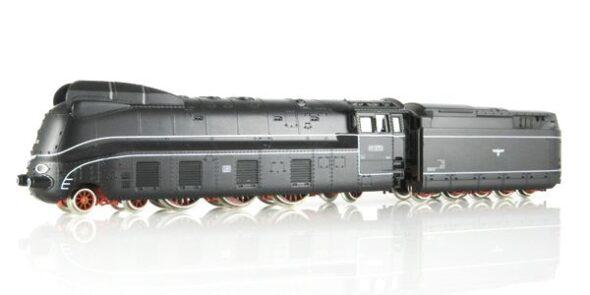 Locomotora Vapor Fleischmann